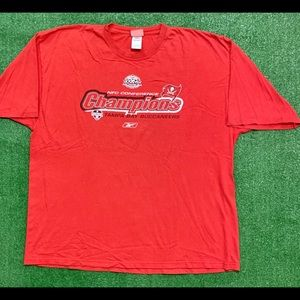Tampa Bay Buccaneers 2003 NFC Champs Super Bowl T